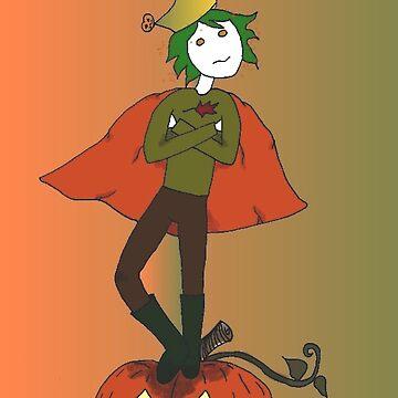 The Pumpkin King by lilu1012