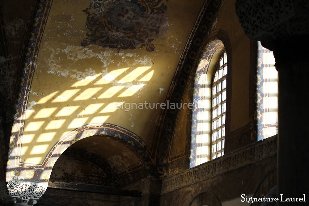 Hagia Sophia's Window by signaturelaurel