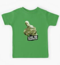 Jeremy Wade - Level 100 Fisherman Kids Tee