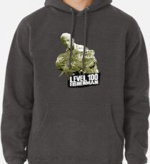 Jeremy Wade - Level 100 Fisherman Hoodie