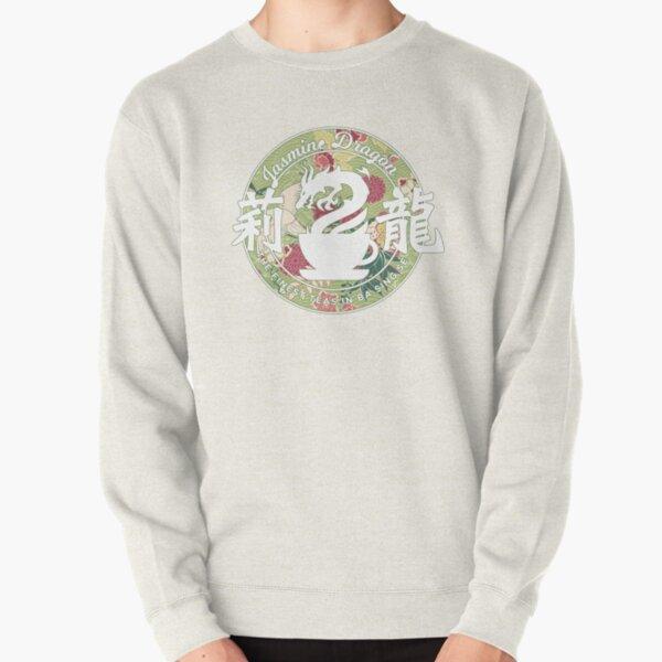 Jasmine Dragon [PEONY] Pullover Sweatshirt