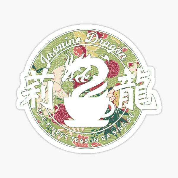Jasmine Dragon [PEONY] Sticker