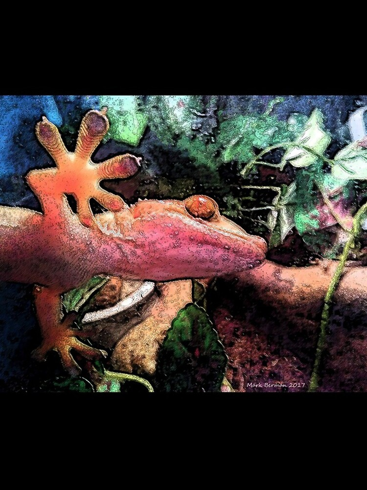 Gecko Toes by mark-bugs-org