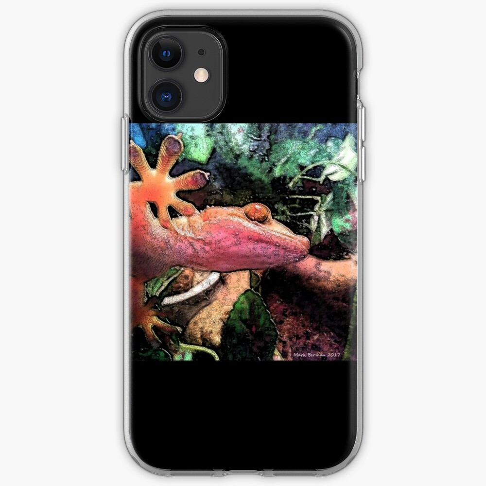 Gecko Toes iPhone Case & Cover