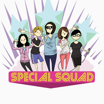 Special Squad by pyeah