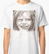 57d5105b27da0 Camiseta clásica El exorcista