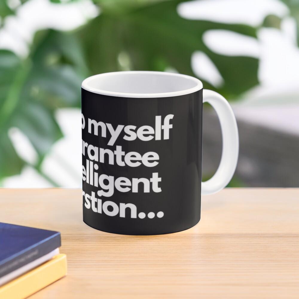 TheCoffeeCupLife: I Talk To Myself Mug