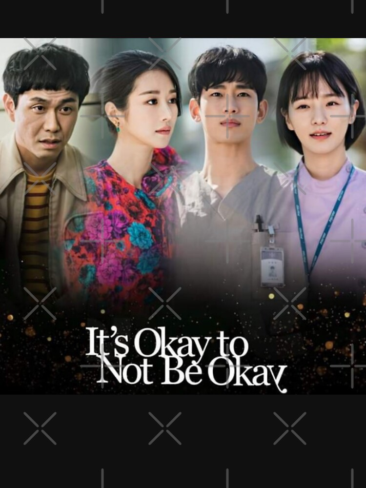 It´s okay to not be okay 사이코지만 괜찮아  K-DRAMA by soulLight