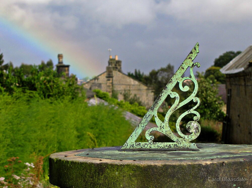 Somewhere over the Rainbow by Carol Bleasdale