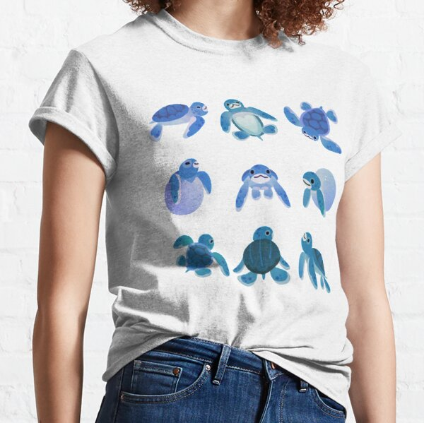 Baby sea turtles Classic T-Shirt