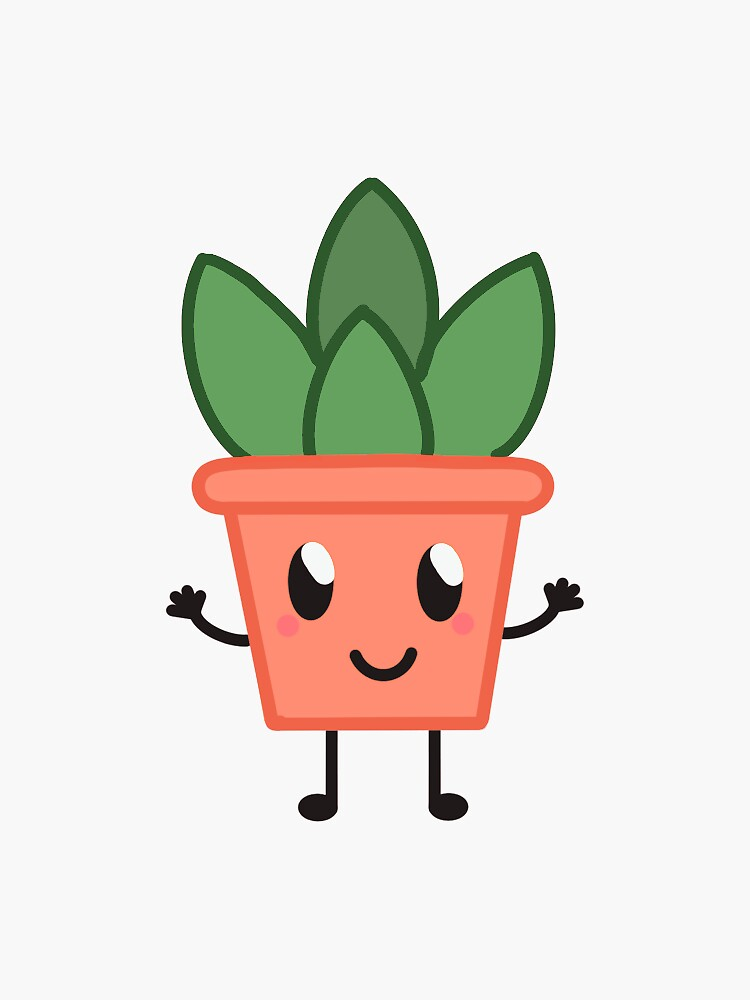 Potted Plant by Engineering4All
