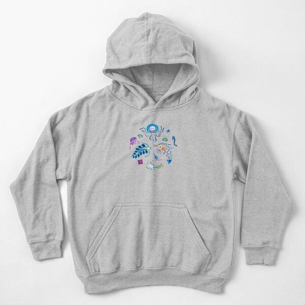 Zooplankton Kinder Hoodie