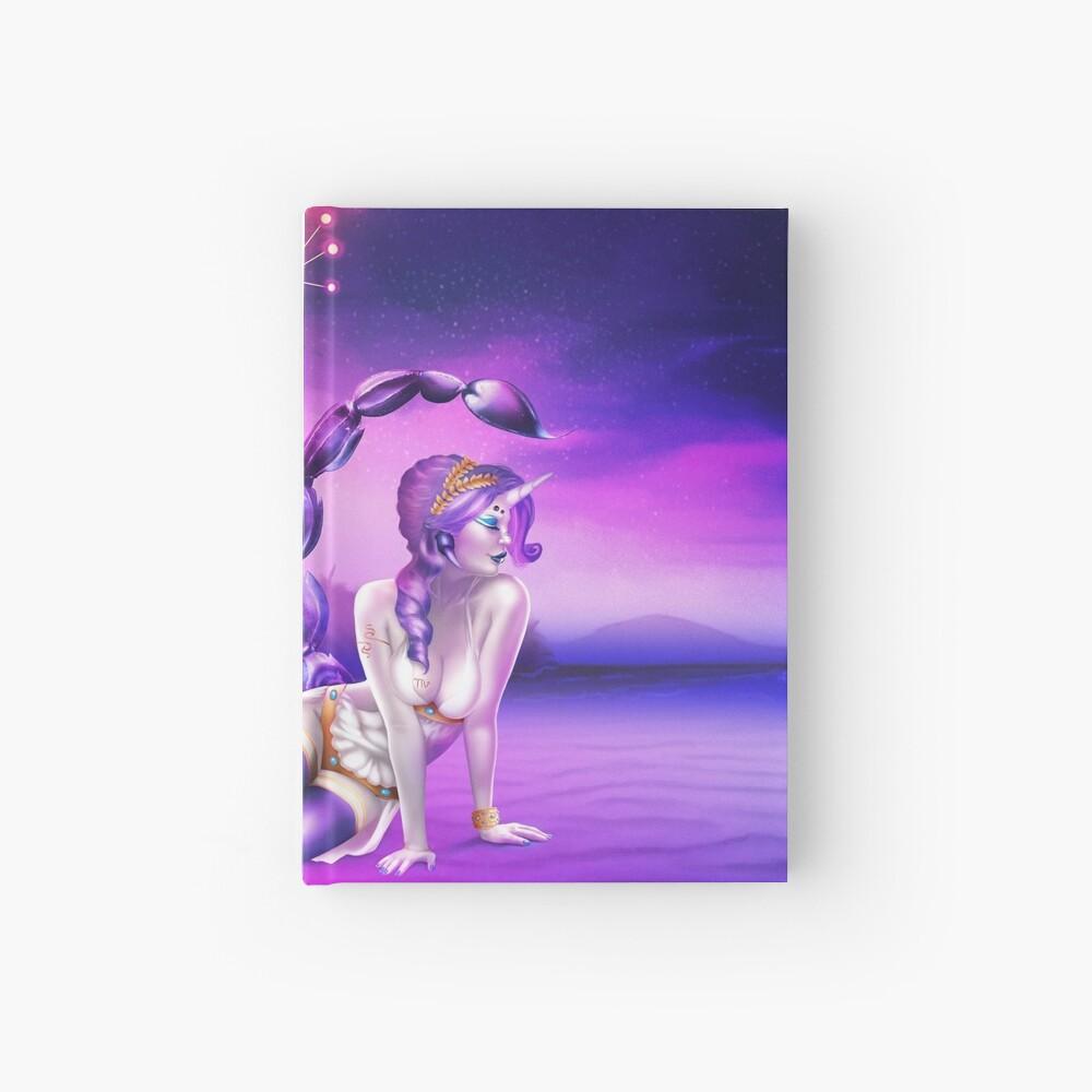 Rare of Scorpio - 12 Zodiac Ladies Hardcover Journal