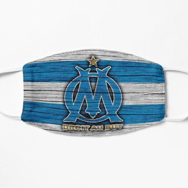 Olympique Marseille Masque sans plis
