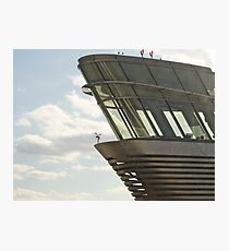Control Tower Photographic Print