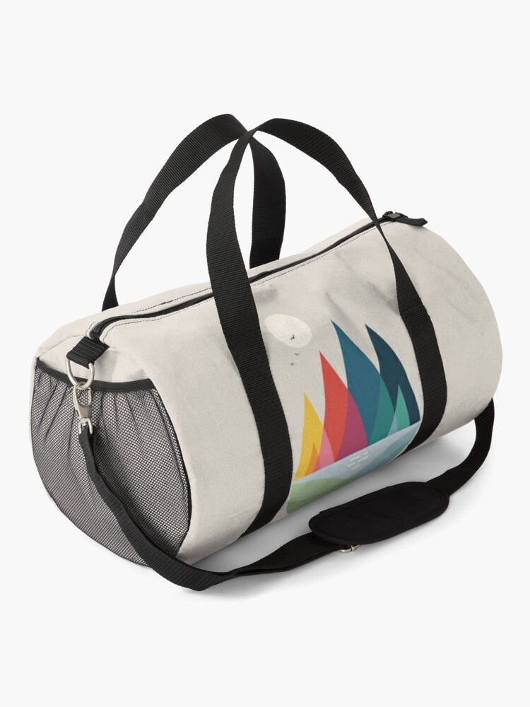 Alternate view of Somewhere Duffle Bag