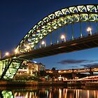 Tyne Bridge by Great North Views