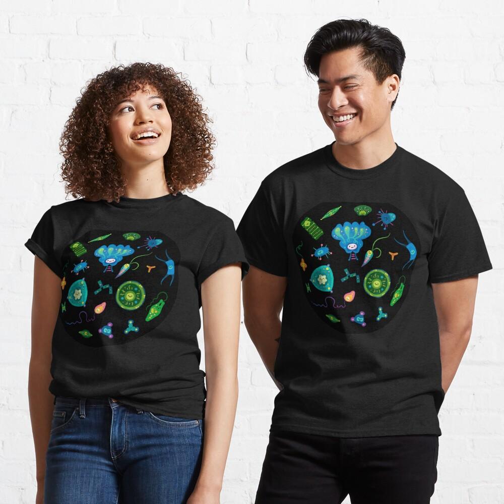 Phytoplankton Classic T-Shirt