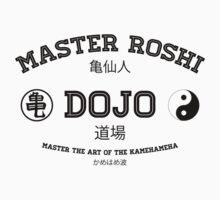 Master Roshi Dojo v1 | Unisex T-Shirt