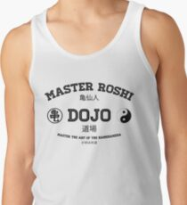Master Roshi Dojo v1 Men's Tank Top