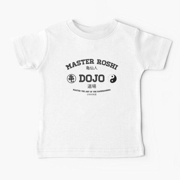 Master Roshi Dojo v1 Baby T-Shirt