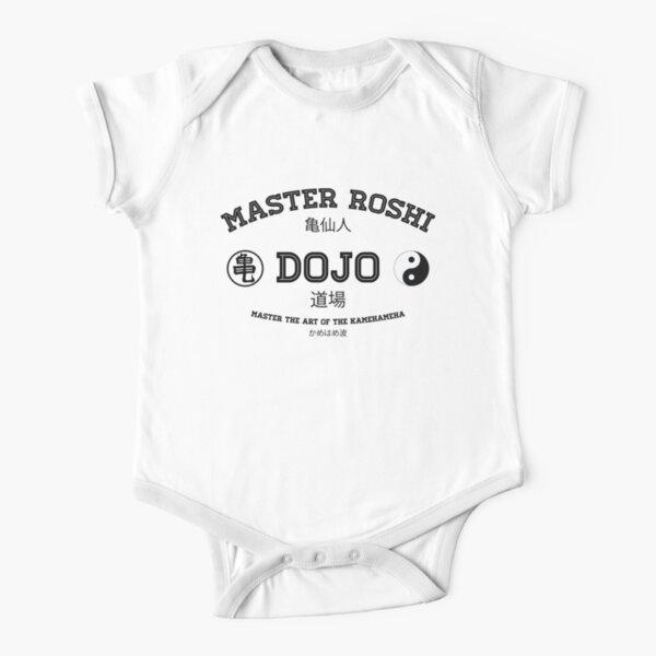 Master Roshi Dojo v1 Short Sleeve Baby One-Piece