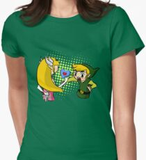 A present for Link Women's Fitted T-Shirt