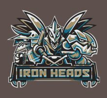 Team Steel Types - Iron Heads | Unisex T-Shirt
