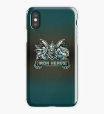 Team Steel Types - Iron Heads iPhone Case/Skin
