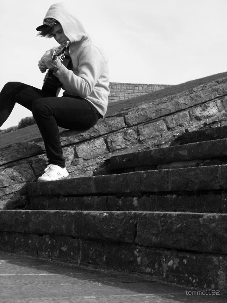Guitar Playing by tommo1192