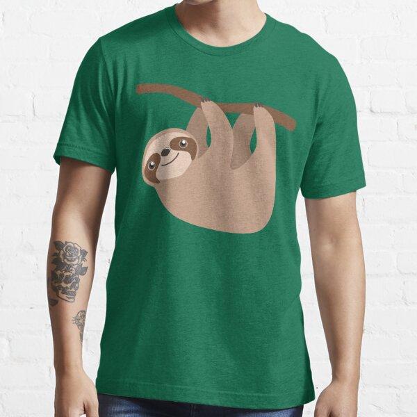 Nette Trägheit auf einer Niederlassung Essential T-Shirt