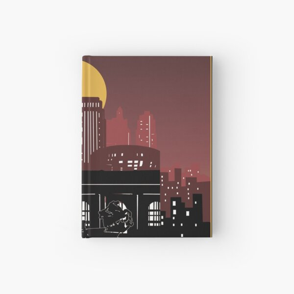 kansas city skyline Hardcover Journal