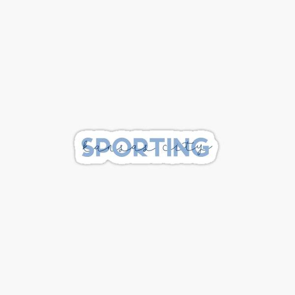 Sporting Kansas City Intertwined Sticker