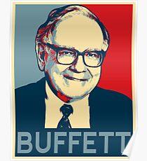 Warren Buffett Poster