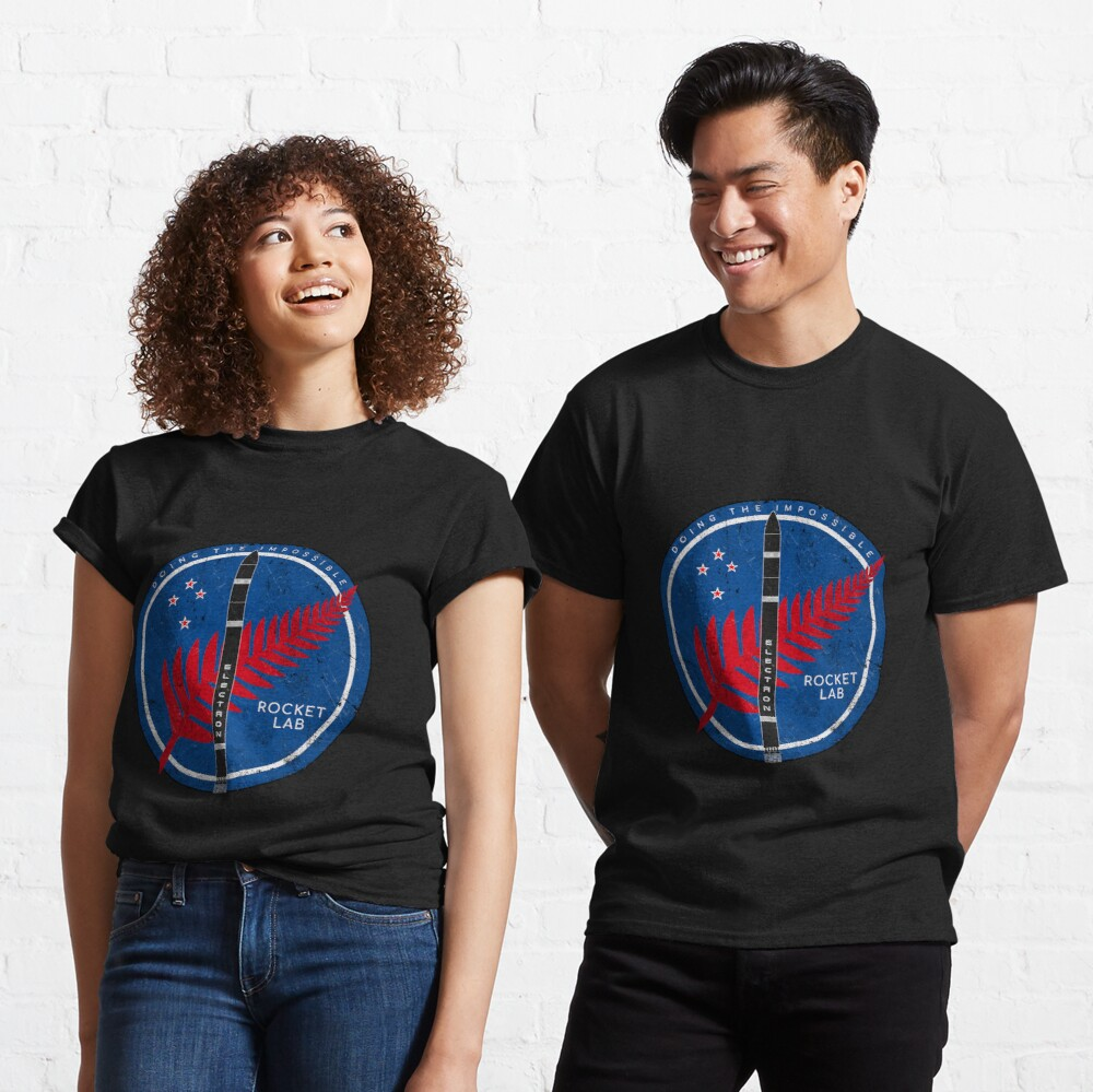 Electron Rocket. Doing the Impossible Classic T-Shirt