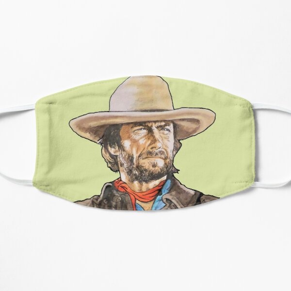 Clint Eastwood as Josey Wales Flat Mask