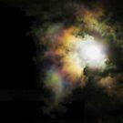 Moon Rainbow - Dec.20, 2010 by Ellen Cotton