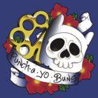 Puncha Yo Buns V2.0 by cleveravian