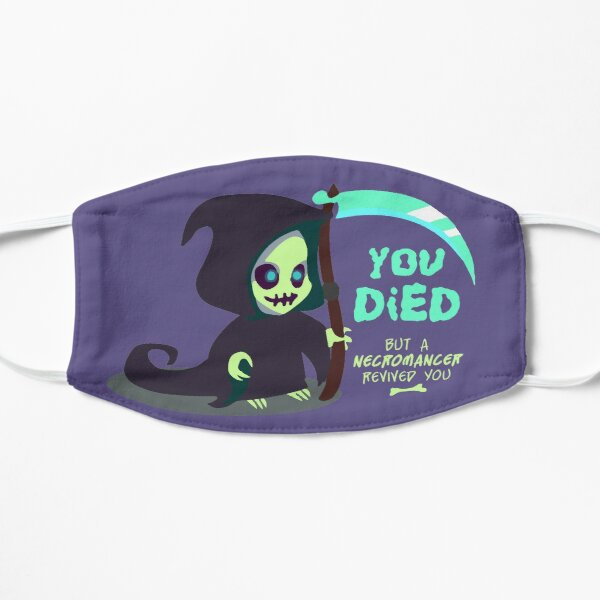 You Died Mask