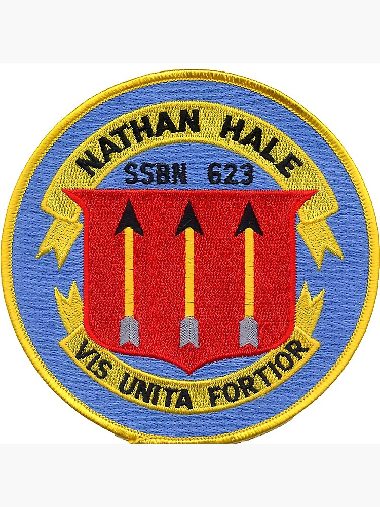 USS NATHAN HALE (SSBN-623) SHIP'S STORE by militarygifts