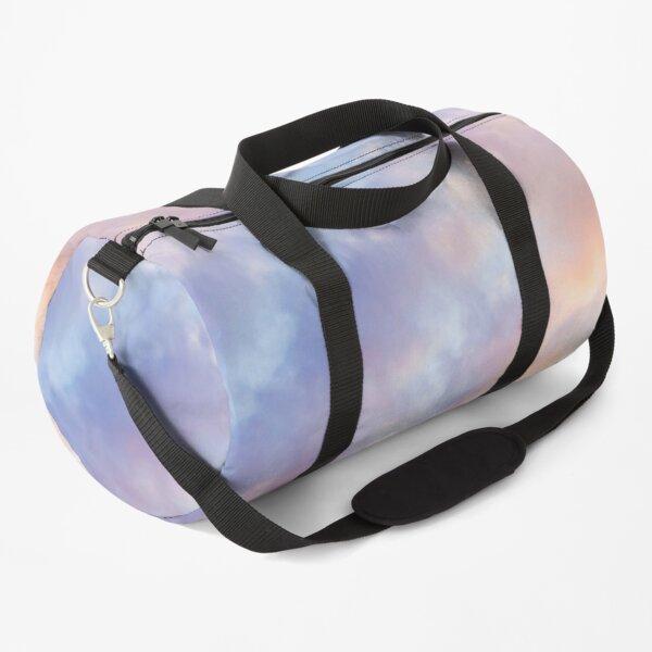 Pink sky Duffle Bag