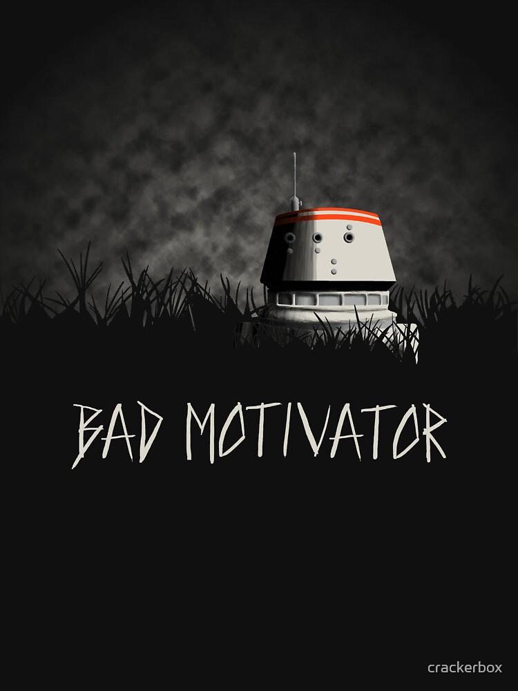 TShirtGifter presents: Bad Motivator | Unisex T-Shirt