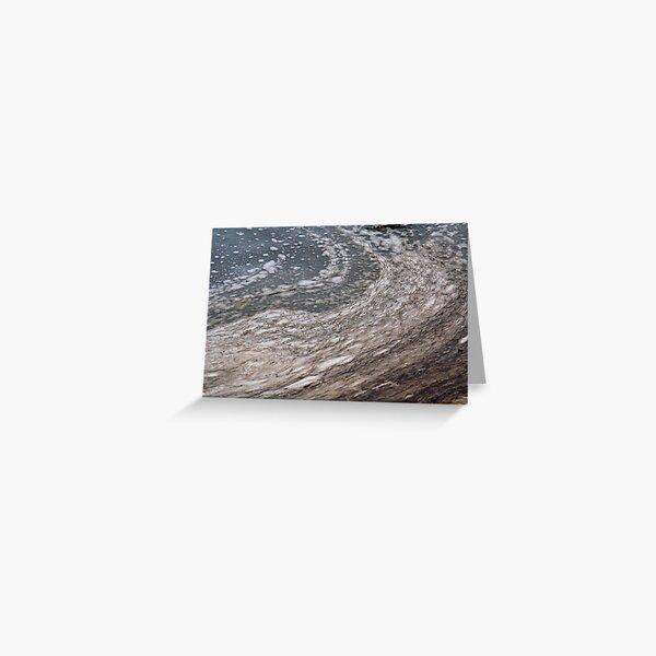 Disturbance  Greeting Card