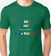 24601 Les Miserables Unisex T-Shirt