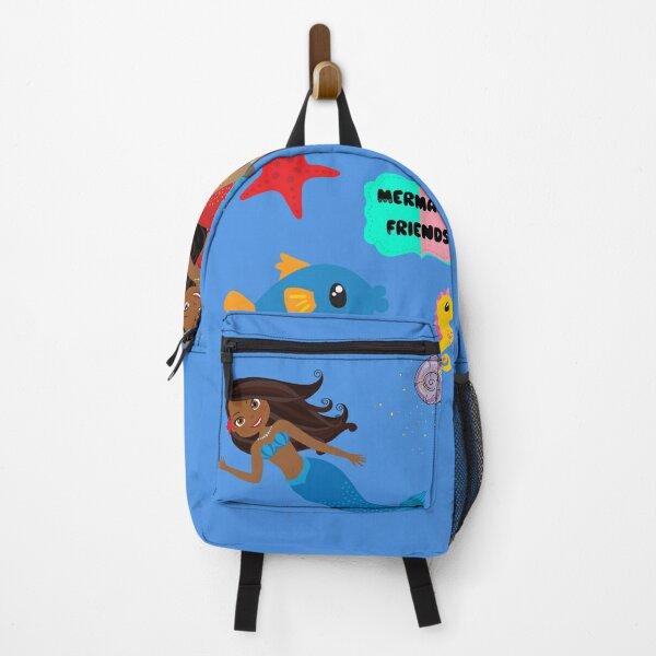 Mermaid Friends OCEAN Sticker Pack Pattern 4 Gift   Backpack