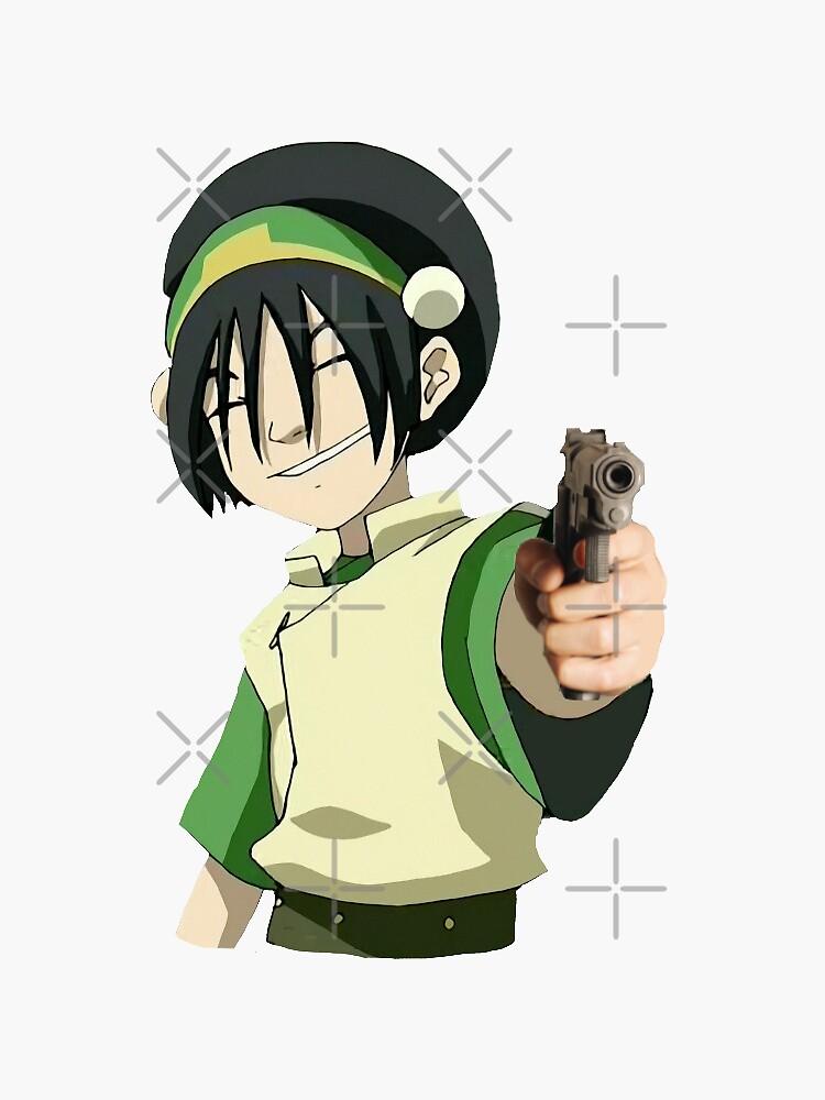 toph gun meme  by realtas