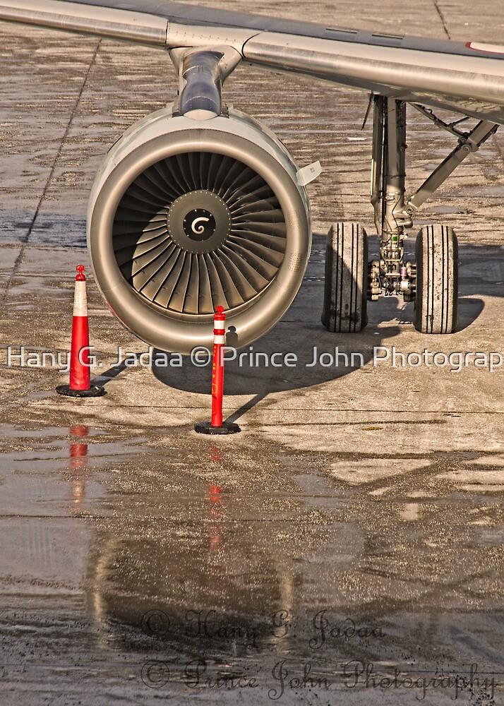 One Sunday Morning At Pearson International © by © Hany G. Jadaa © Prince John Photography