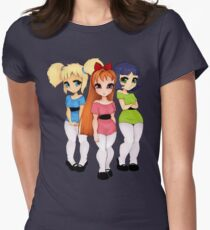 PPG Womens Fitted T-Shirt