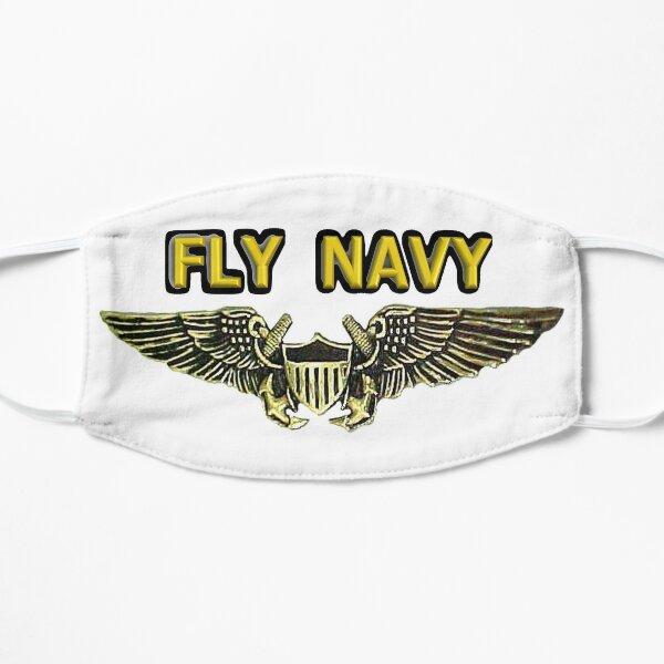 Naval Flight Officer Wings Flat Mask