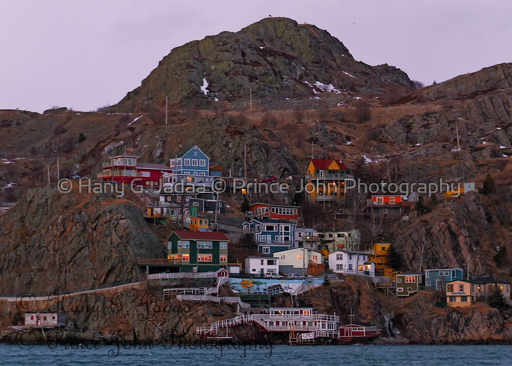 On The Rocks © by © Hany G. Jadaa © Prince John Photography
